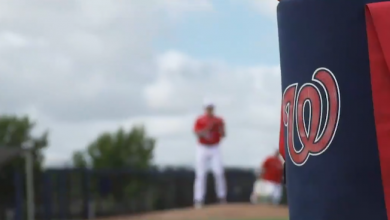 Photo of Nationals Player's Positive COVID Test Forces Postponement of Season Opener