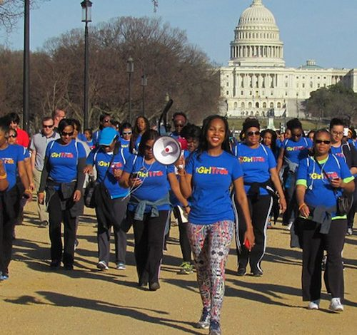 GirlTrek has reached 1.2 million Black women members (Courtesy of GirlTrek)