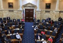 Photo of Maryland Wraps 2021 Legislative Session; OKs Sports Betting, Ban on Immigration Detention Centers