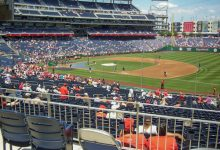 Photo of Nationals Park Worker Tests Positive for COVID-19