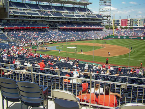 **FILE** Nationals Park in Washington, D.C. (Courtesy of Wikimedia Commons)