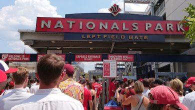 Photo of Washington Nationals Return to 100% Capacity at Ballpark