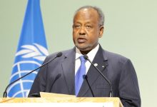 Photo of Djibouti President Guelleh Wins Election for Fifth Term