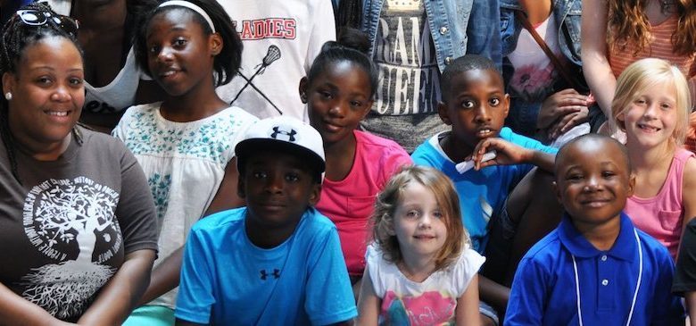 Children of color make upthe majority ofyoung people in the United States. (Courtesy of CDF)