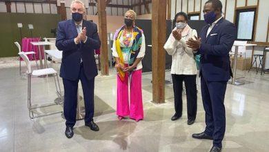 Photo of Va. Gubernatorial Hopeful McAuliffe Lays Out Agenda to Help Blacks