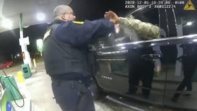 Photo of Virginia NAACP Says End Qualified Immunity After Video of Police Pepper-Spraying Motorist