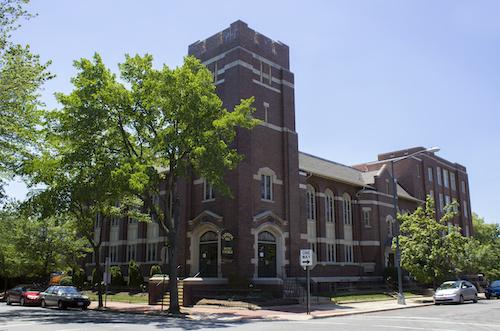 **FILE** Capitol Hill Baptist Church (Wikimedia Commons)