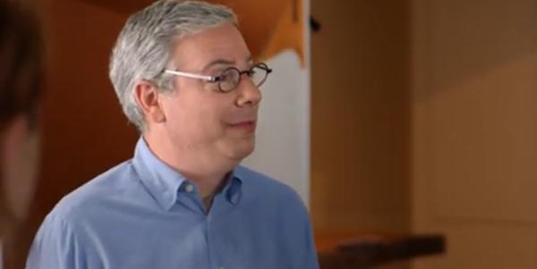 Mike Rosenbaum is running for president of Maryland. (Screen grab courtesy of Mike Rosenbaum)