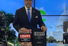Benjamin F. Chavis Jr., president and CEO, National Newspaper Publishers Association (Courtesy of NNPA Newswire)