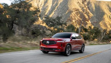 Photo of Don't Be Fooled by Whisper-Quiet 2022 Acura MDX