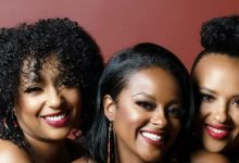 Founders Layla Nielsen, Natalie Robinson and Love-leigh Trimiew