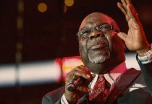 Photo of Bishop T.D. Jakes Headlines Panel on Ending COVID Pandemic