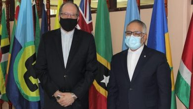 Photo of ACS Secretary-General Pays Courtesy Call to CARICOM Secretary-General
