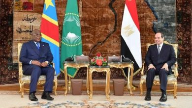 Photo of Congo Leader Visits Sudan, Egypt for Talks on Nile Dispute