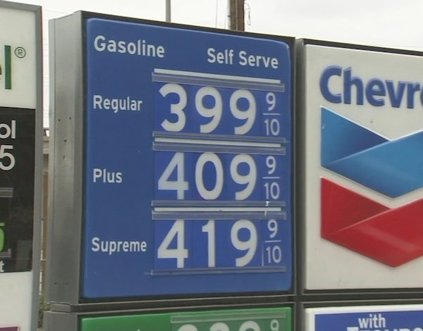 Photo of Empty Gas Stations Take Toll on D.C. Region