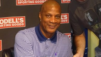 Photo of Darryl Strawberry Explains How Everyone Can Make a Turnaround in Life