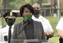 Photo of D.C. Mayor, Police Chief Launch Summer Crime-Prevention Initiative