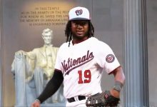 Photo of Josh Bell Named Nationals Youth Baseball Academy Player Ambassador