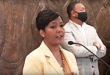 Photo of Atlanta Mayor Keisha Lance Bottoms Won't Seek Reelection