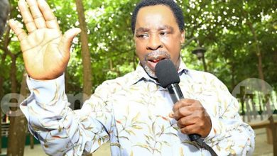 Photo of Popular Nigerian Televangelist T.B. Joshua Has Died