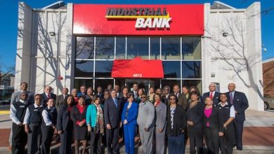 The survival of Black-owned banks, like Industrial Bank, could come down to whether they have the technology to make it. (Courtesy of WeBuyBlack)