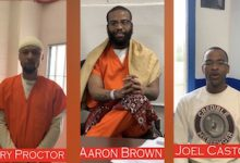 Photo of D.C. Jail Inmate Joel Caston Wins ANC 7F07 Race