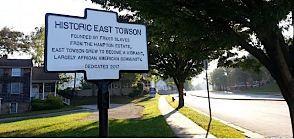 The residents of historic East Towson, Md., are fighting a development that they said threatens their neighborhood environmentally and otherwise. (Courtesy photo)