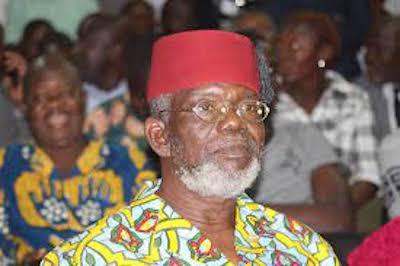 Liberian Senator Prince Johnson (Courtesy photo)