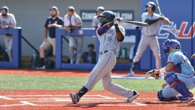 College baseball continues to attract thousands of fans. (Courtesy photo)