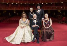 Photo of Five National Artists Recognized at 43rd Kennedy Center Honors