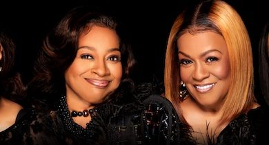 The Clark Sisters (Courtesy of theclarksisters.net)