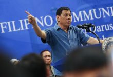 Photo of Philippine President Threatens to Jail Those Rejecting COVID Vaccine: 'You Choose'