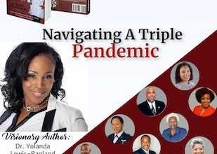 Photo of Howard-Trained Physician Dr. Yolanda Lewis-Ragland Brings Light to 'Triple Pandemic'