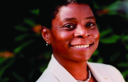 **FILE** Ursula Burns (Wikimedia Commons)