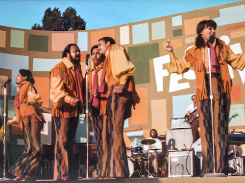 The Fifth Dimension served as a top Black group in the '60s and '70s. (Courtesy photo)