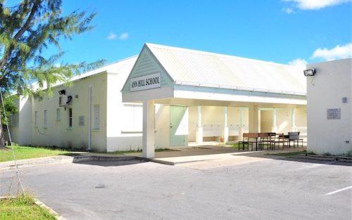 The Ann Hill School in Barbados (Courtesy of gisbarbados.gov.bb)