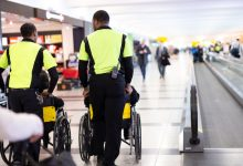 Workers at airports will earn higher wages beginning in January 2022. (Christy Rodriguez/UpgradedPoints.com)