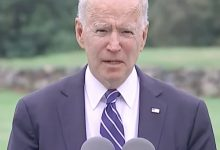 President Joe Biden speaks about his administration's global COVID-19 vaccination efforts ahead of the Group of 7 in the United Kingdom on June 10.