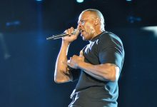 Photo of Hip-Hop Icon Dr. Dre Opening the 'Coolest High School in America'