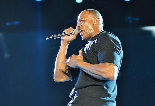 **FILE** Dr. Dre (Jason Persse via Wikimedia Commons)