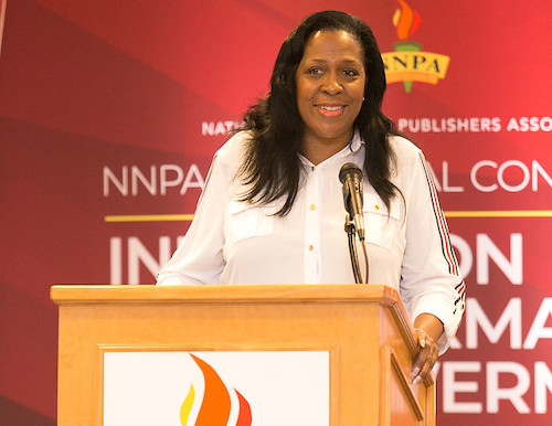 **FILE** NNPA Chair Karen Carter Richards (NNPA Newswire)