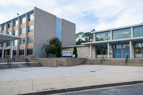 Johnson Middle School (Ja'Mon Jackson/The Washington Informer)