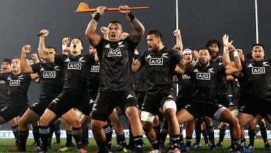 New Zealand All Blacks (Courtesy photo)