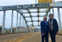 A proposal has been presented by D.C. Mayor Muriel Bowser and Chancellor Lewis Ferebee to rename West Elementary School in honor of the late Congressman John Lewis. (Courtesy of dc.gov)