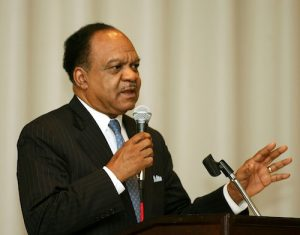 In 1971, the Rev. Walter Fauntroy was elected as the District's first delegate to the U.S. Congress in the 19th century. (Courtesy photo)