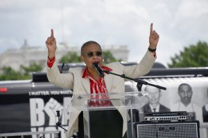 **FILE** D.C. Del. Eleanor Holmes Norton has authored three D.C. statehood bills that the House has voted on, with two successfully passing. (Anthony Tilghman/The Washington Informer)