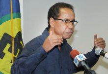 David Comissiong (Courtesy of barbados.gov)