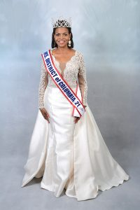 Vanella Crawford is the 2021 Ms. Senior DC.