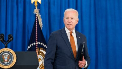 **FILE** President Joe Biden delivers remarks on the May jobs report on Friday, June 4, 2021, at the Rehoboth Beach Convention Center in Rehoboth Beach, Delaware. (Official White House Photo by Adam Schultz)