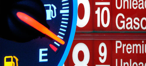AAA announced this week that gas prices were expected to increase another 10 to 20 cents through the end of August. (Courtesy of AAA)